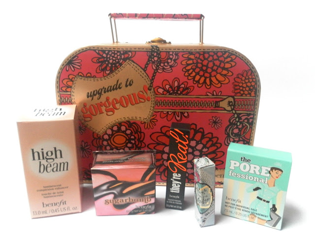 Benefit Upgrade to Gorgeous Gift Set