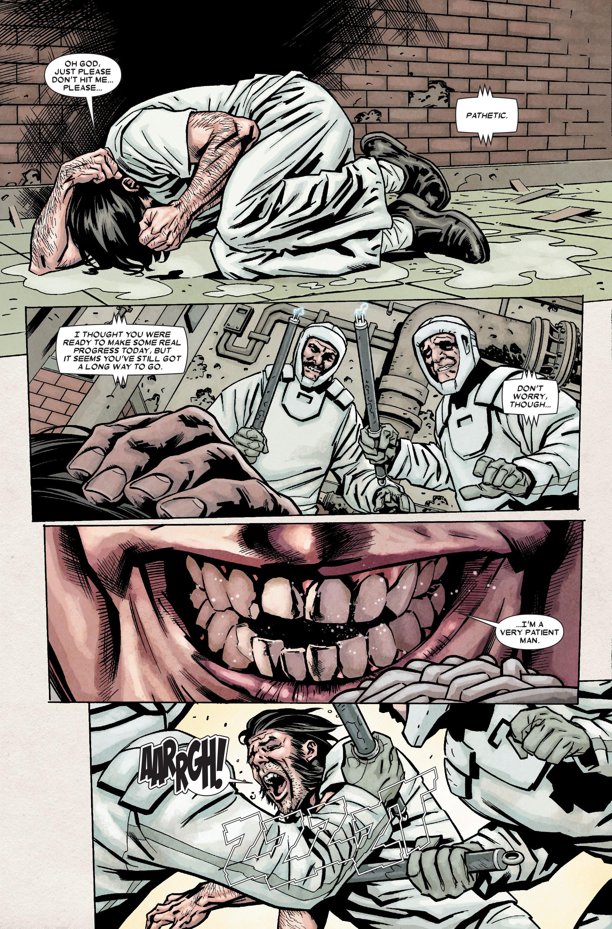 Wolverine: Weapon X #7 #10 - English 5