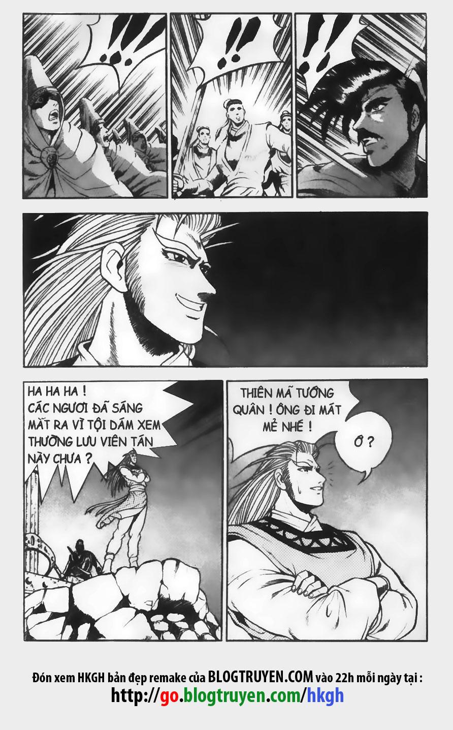 Hiệp Khách Giang Hồ chap 30 page 29 - IZTruyenTranh.com