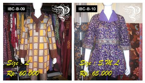 Gambar blouse batik murah