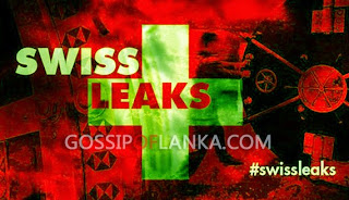 Swiss bank exposé: Details of 40 Lankans revealed