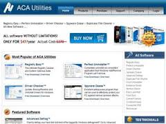 ACA Utilities - All software for you in today's market.Scan and download now for free!!
