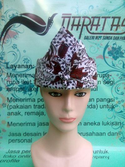 Iket Sunda