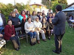 Encuentro comunitario Municipalidad de Chillán Viejo