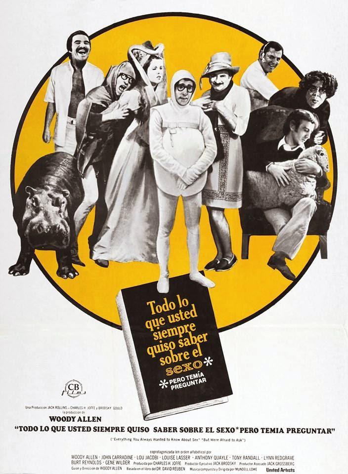 poster película Woody Allen