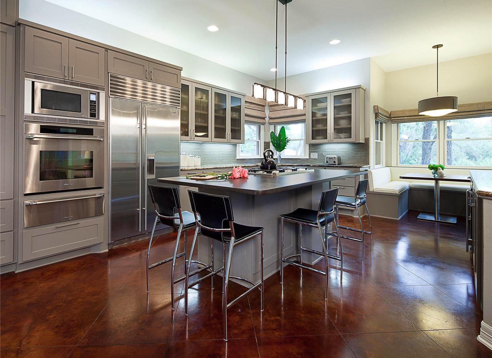 Contemporary Kitchen Ideas Photos