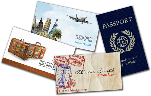 Shop business cards travel agency business cards 2 travel agency business cards 2 colourmoves