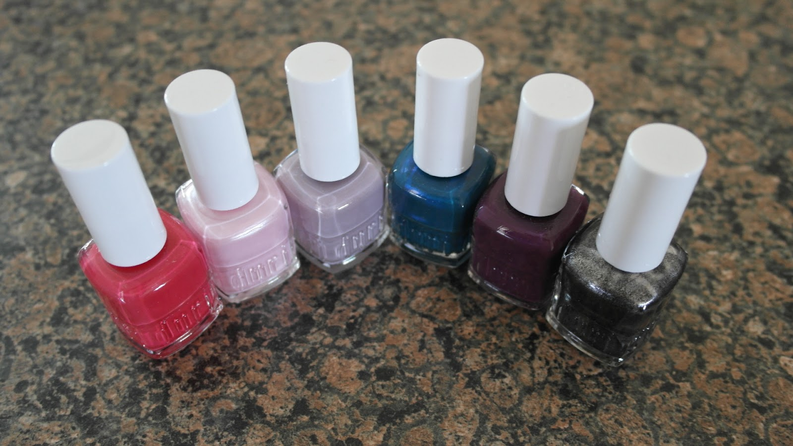 Makeup University Inc: How to style your nails for Fall with Duri ...