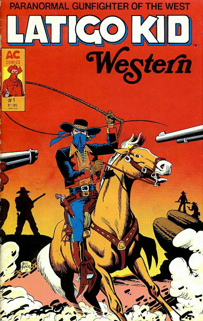 Latigo Kid Western #01 AC Comic