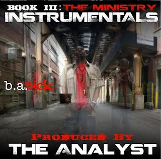 Analyst - Book III Instrumentals [Free]