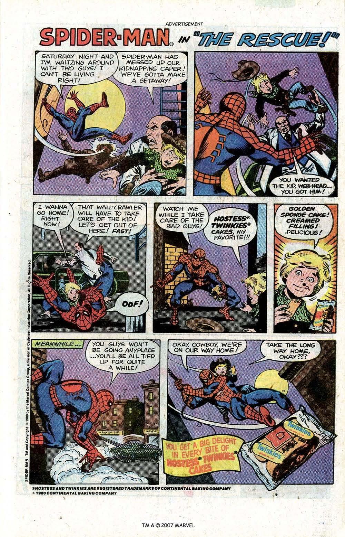 Captain America (1968) Issue #256 #171 - English 31