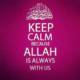 ALLAH is always with us