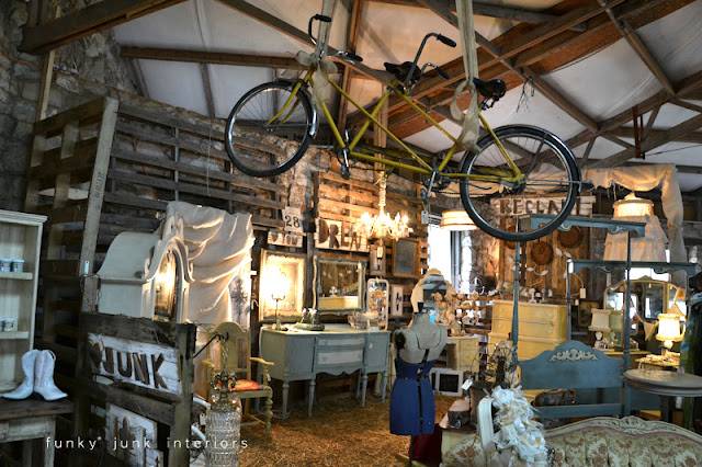 Bella Rustica, the grand tour. via Funky Junk Interiors