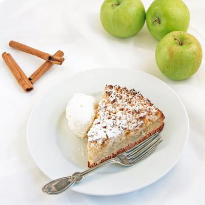 Irish Apple Cake I Breathe Im Hungry