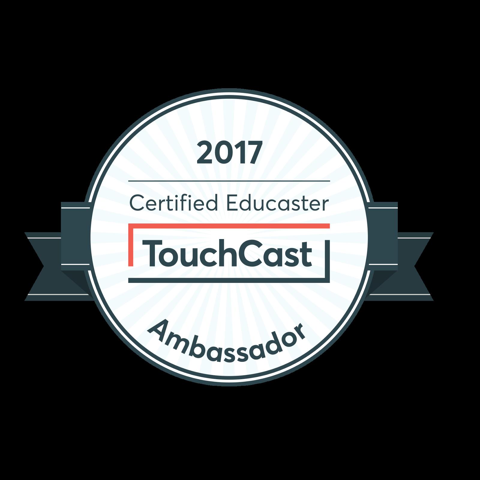 Touchcast Ambassador 2017