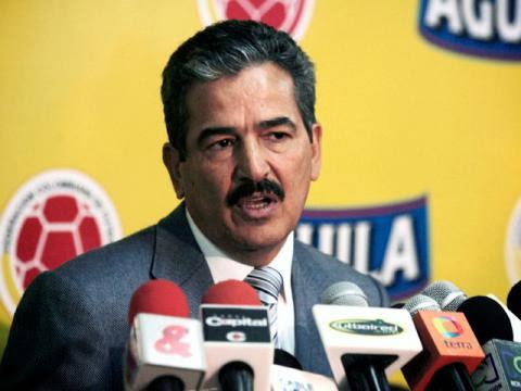 Jorge Luis Pinto Seleccion Colombia Jorge Luis Pinto no Estuvo de
