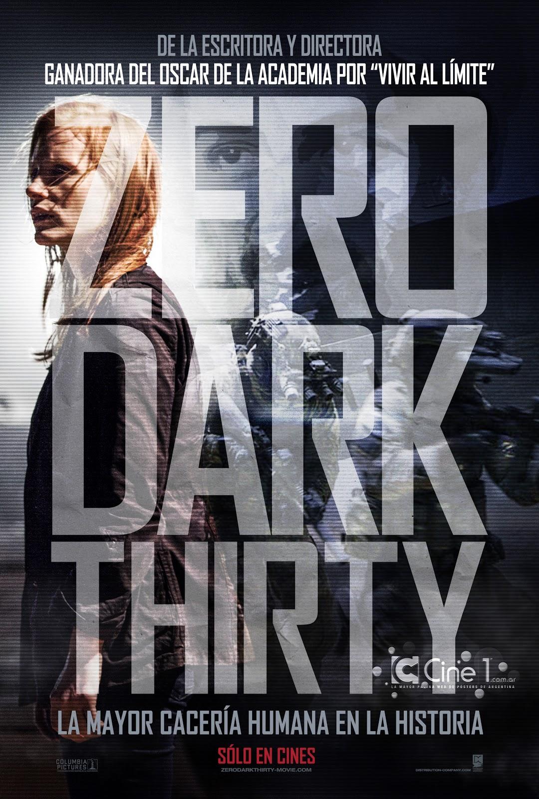 Zero Dark Thirty (La noche más oscura) (2012)