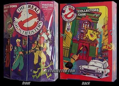 The REAL Ghostbusters Collectors Case