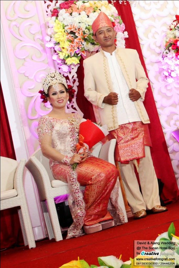 fotografer solo acara resepsi wedding adat padang