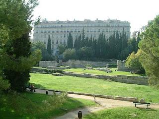 jardin des Vestiget