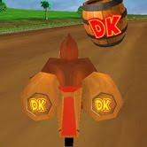 Donkey Kong Bike 3D