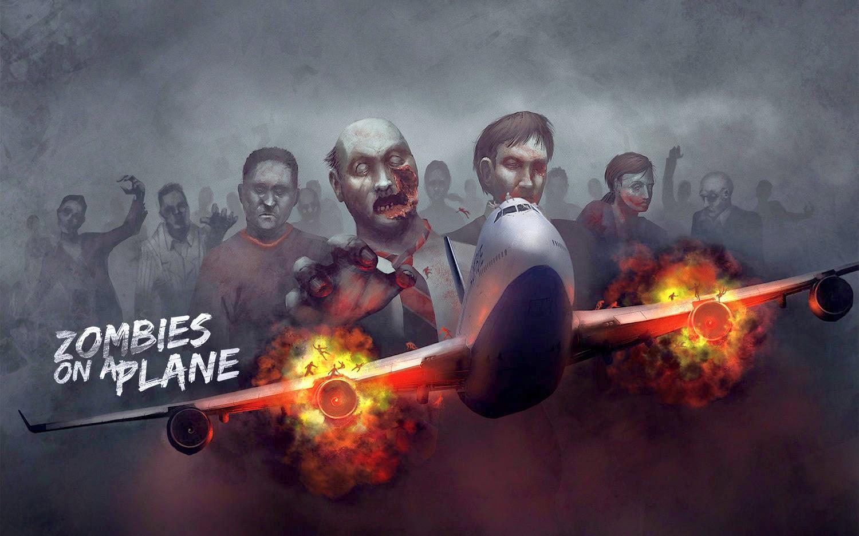 Zombies-Plane