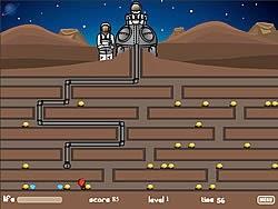 Đào vàng ngoài hành tinh, chơi game đào vàng