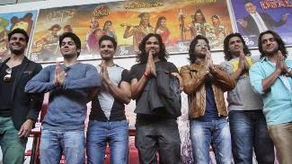 Foto Pemain Serial India Mahabharata ANTV