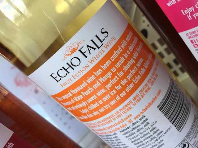 echo falls wine