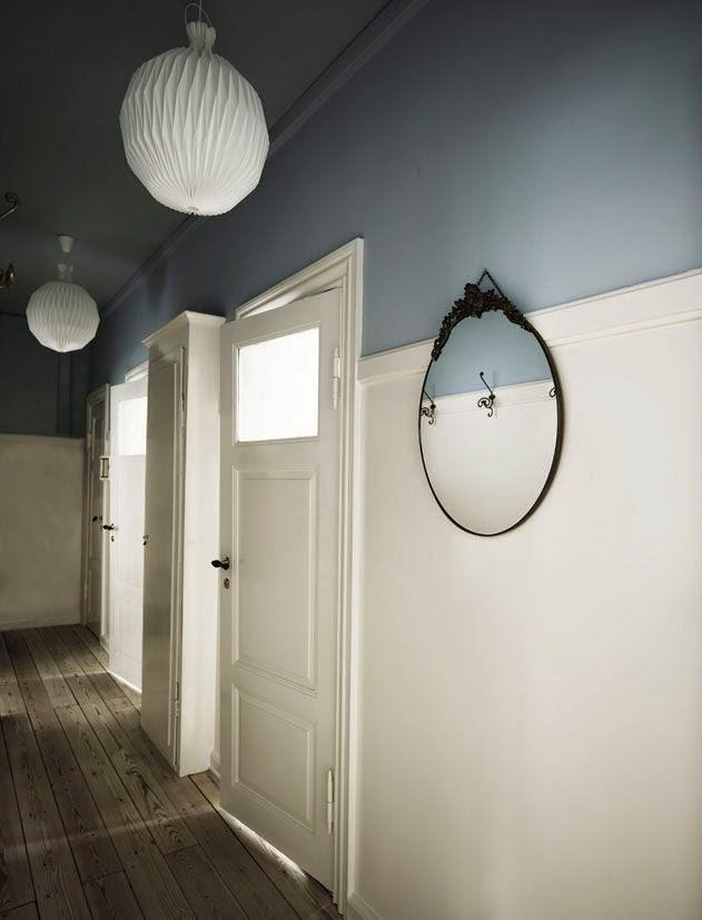 La botte secr te peindre ses murs autrement for Abaisser plafond
