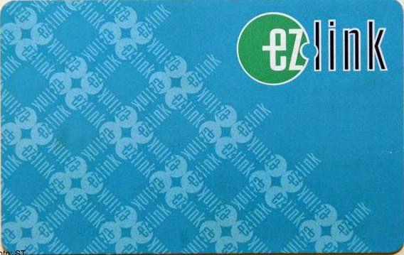 Ez-link cards
