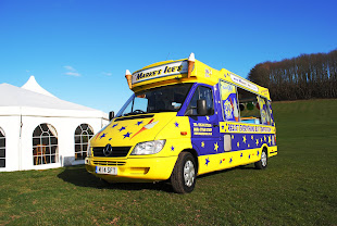 Ice Cream Van Hire In Canterbury