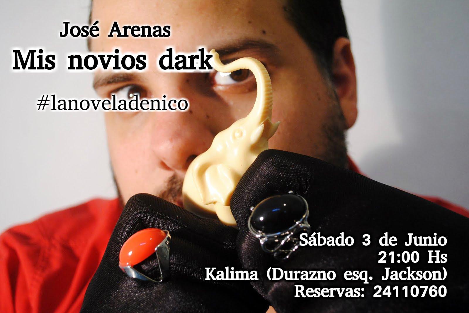 """""""Mis novios dark"""""""