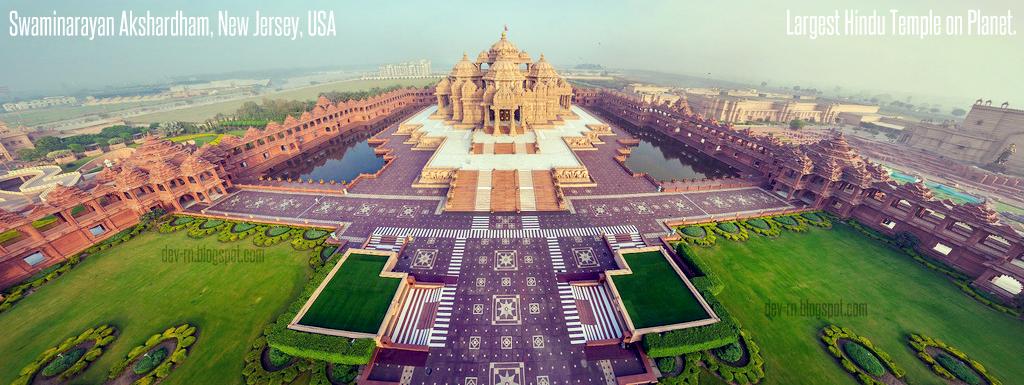 World Biggest Hindu Temple The Biggest Hindu Temple
