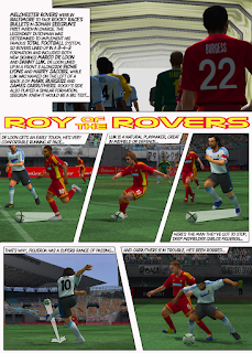 Roy of the Rovers Total Football 2015/16 Baltimore Bullets