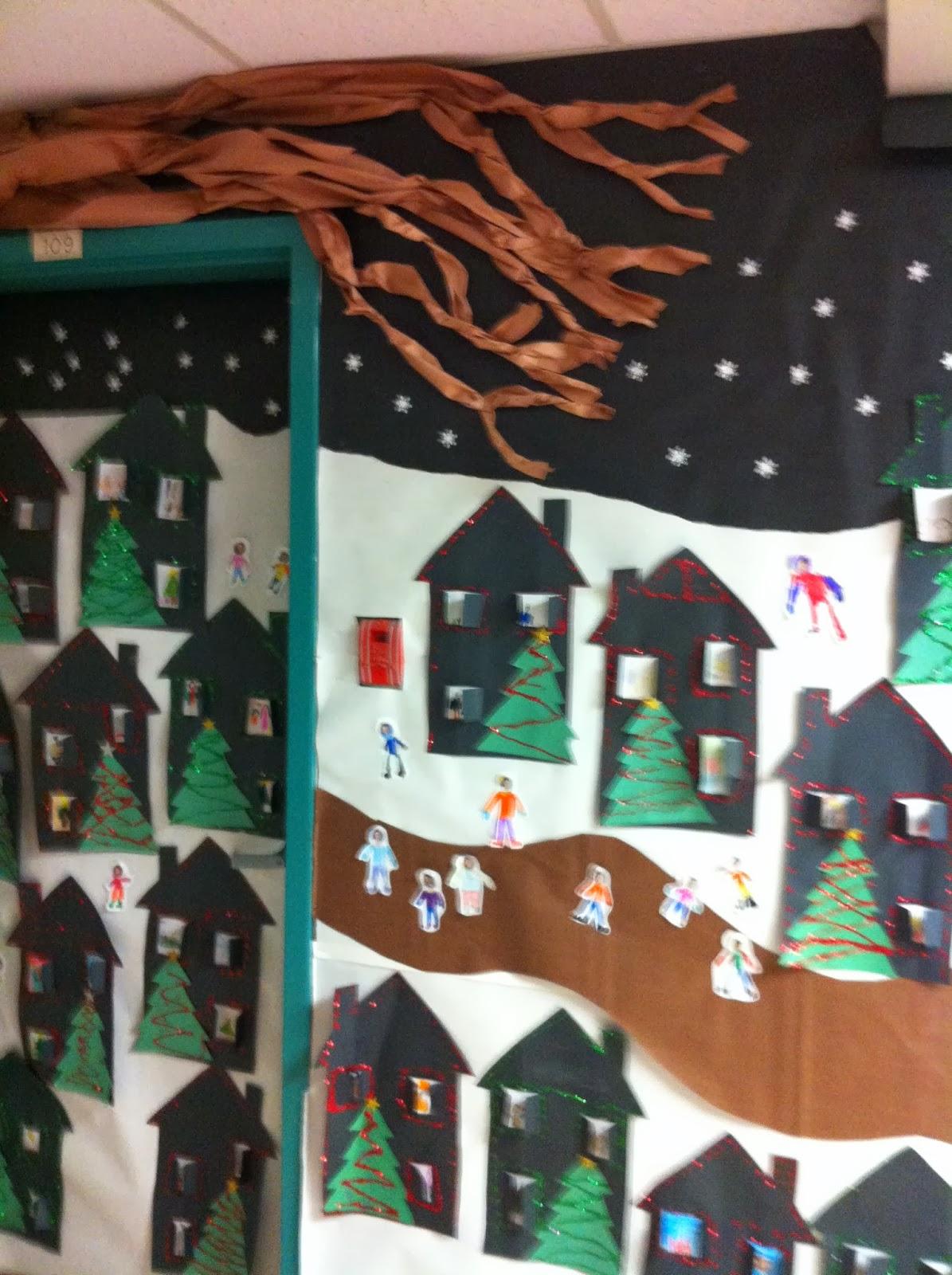 Christmas Decorations School Hall : Mrs anton s grade fun with elves