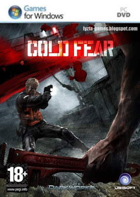 Cold Fear PC Cover