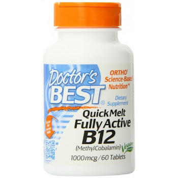 VITAMINA B12 DR'S BEST QUICK MELT (METHYLCOBOLAMINA)