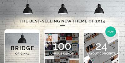 Bridge Creative WordPress Theme Mult-Purpose Download Free [Version 7.7]
