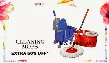 Cleaning Mops upto 70% off