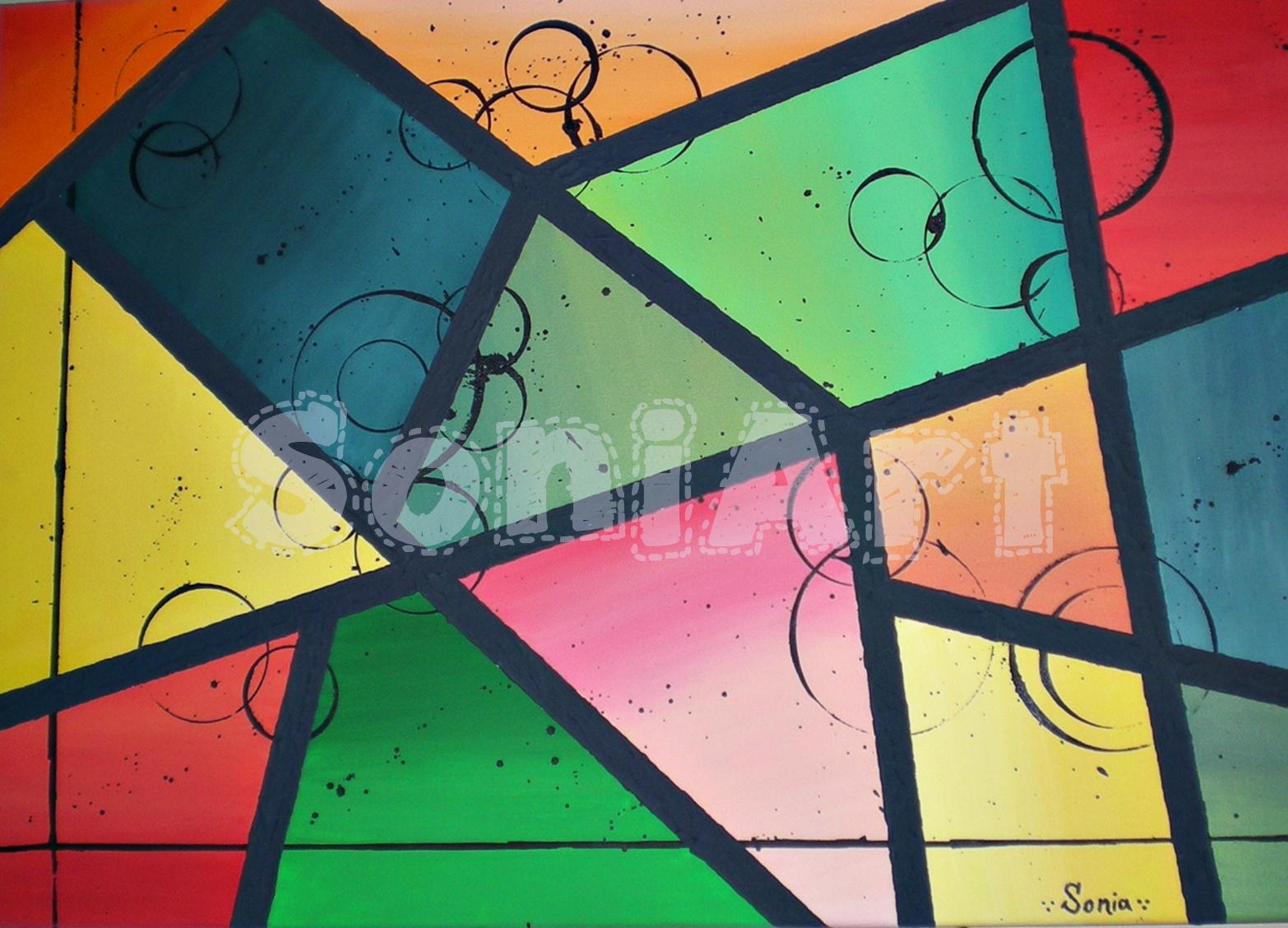 SoniArt: Inspiración: vidrieras