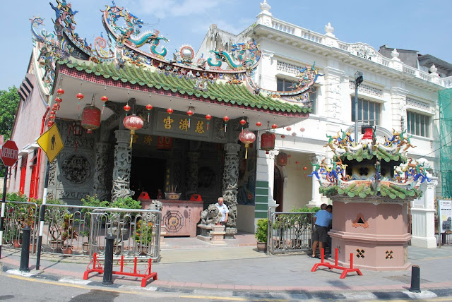 Du lịch Malaysia: Tìm hiểu du lịch đảo Penang chơi ở đâu?