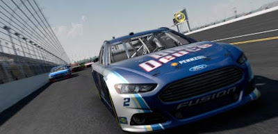 Free Download Games NASCAR The Game Inside Line Full Version For PC