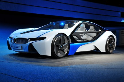 2011 BMW i8 Concept Car Wallpapers ~ Amazing Cars