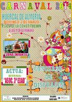 Carnaval de Huércal de Almería 2014