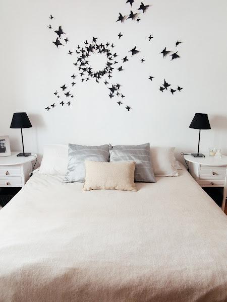Como hacer un cabezal para la cama decorar tu casa es for Como hacer un cabezal para la cama