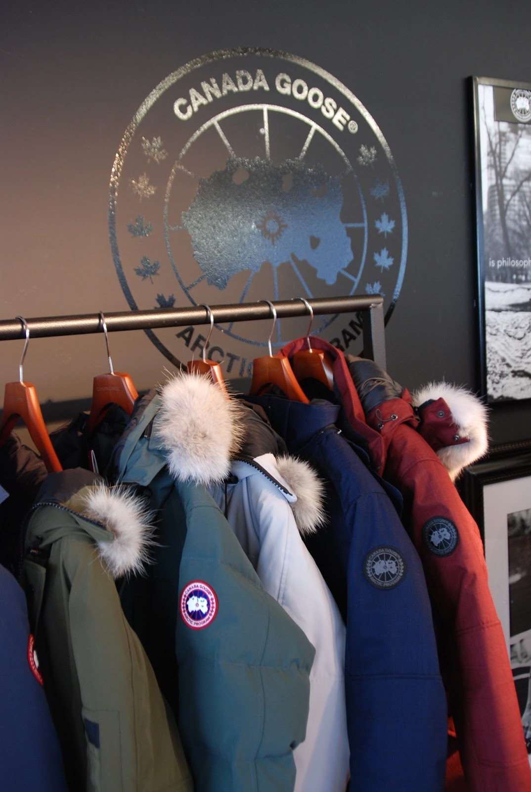 ancienne collection canada goose