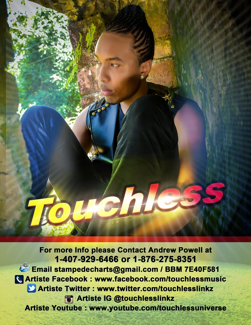 TOUCHLESS MUSIC
