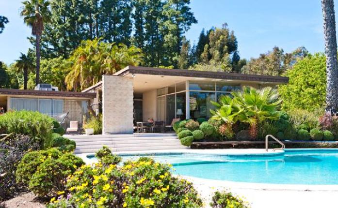 Modern Homes Los Angeles Top 2012 Mid Century Modern