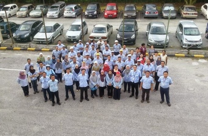 Pengalaman Praktikal di JTEKT Automotive (M)